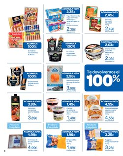 Ofertas de Salchichas  en el folleto de Carrefour en Madrid