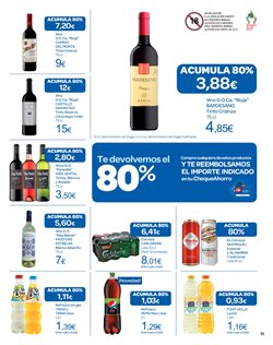 Ofertas de San Miguel  en el folleto de Carrefour en Alicante