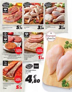 Ofertas de Pechuga de pollo  en el folleto de Carrefour en Murcia