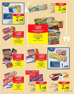 Ofertas de Pescado  en el folleto de Carrefour en Murcia