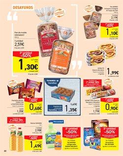 Ofertas de Donuts  en el folleto de Carrefour en Madrid