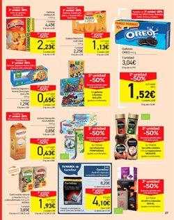 Ofertas de Galletas María  en el folleto de Carrefour en Murcia