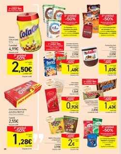 Ofertas de Chocolate  en el folleto de Carrefour en Alicante