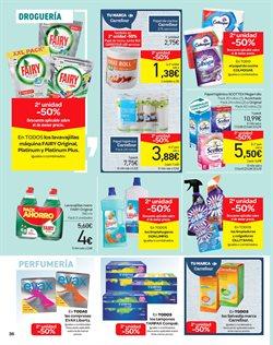 Ofertas de Papel de cocina  en el folleto de Carrefour en Madrid