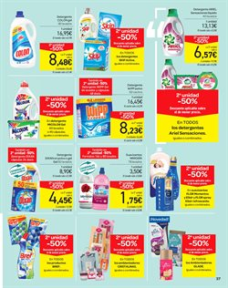 Ofertas de Ariel  en el folleto de Carrefour en Palma de Mallorca
