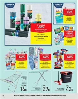 Ofertas de Vileda  en el folleto de Carrefour en Alicante