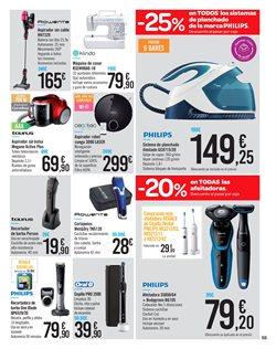 Ofertas de Rowenta  en el folleto de Carrefour en Getafe