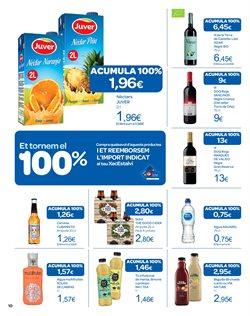 Ofertas de Cerveza  en el folleto de Carrefour en Prat de Llobregat
