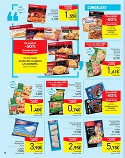 Ofertas de Congelados  en el folleto de Carrefour en Barcelona