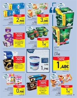 Ofertas de Flan de huevo  en el folleto de Carrefour en Sant Boi