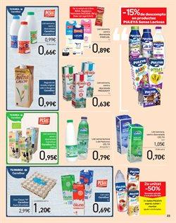 Ofertas de Huevos  en el folleto de Carrefour en Santa Coloma de Gramenet