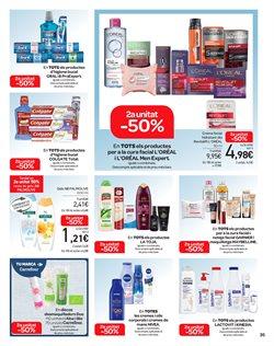 Ofertas de Crema corporal  en el folleto de Carrefour en Castelldefels