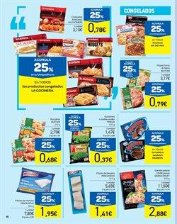 Ofertas de Pizza  en el folleto de Carrefour en Ponferrada