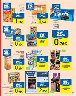Ofertas de Cuétara  en el folleto de Carrefour en Ponferrada