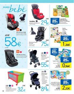 Ofertas de Silla de coche  en el folleto de Carrefour en Ponferrada