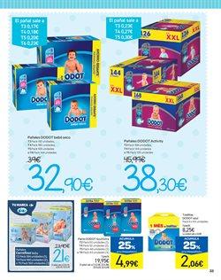 Ofertas de Pañales  en el folleto de Carrefour en Ponferrada