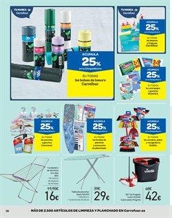Ofertas de Vileda  en el folleto de Carrefour en León