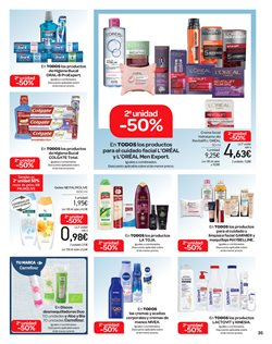 Ofertas de La Toja  en el folleto de Carrefour en A Coruña