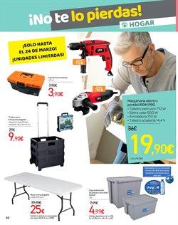 Ofertas de Caja de herramientas  en el folleto de Carrefour en A Coruña