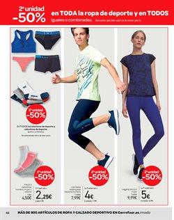 Ofertas de Ropa mujer  en el folleto de Carrefour en Ávila