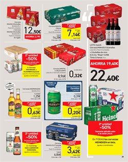Ofertas de San Miguel  en el folleto de Carrefour en Málaga
