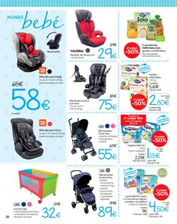 Ofertas de Bebé  en el folleto de Carrefour en Málaga
