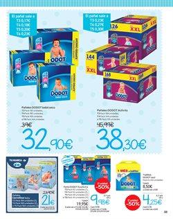 Ofertas de Dodot  en el folleto de Carrefour en Granada