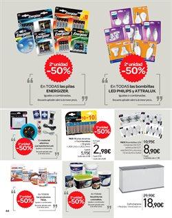 Ofertas de Pintura  en el folleto de Carrefour en Bilbao