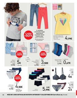 Ofertas de Ropa de baño  en el folleto de Carrefour en Bilbao