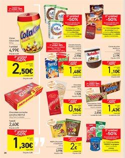 Ofertas de Chocolate a la taza  en el folleto de Carrefour en Ecija