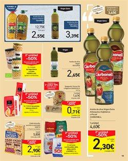 Ofertas de Arroz  en el folleto de Carrefour en Carcaixent