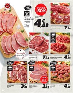 Ofertas de Carne de vacuno  en el folleto de Carrefour en Oviedo