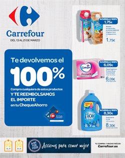 Ofertas de Carrefour  en el folleto de Gandia