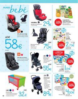 Ofertas de Bebé  en el folleto de Carrefour en Córdoba