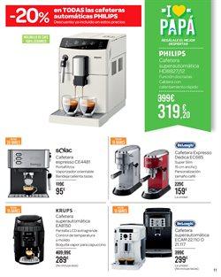 Ofertas de Cafeteras  en el folleto de Carrefour en Santa Lucía de Tirajana