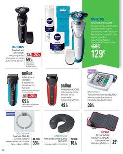 Ofertas de Electrodomésticos cuidado personal  en el folleto de Carrefour en Bilbao