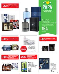 Ofertas de Perfumes  en el folleto de Carrefour en Alicante