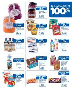 Ofertas de Sobaos  en el folleto de Carrefour en Algeciras