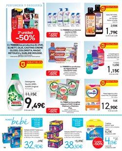Ofertas de Droguería  en el folleto de Carrefour en Mairena del Aljarafe