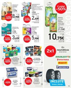 Ofertas de Neumáticos  en el folleto de Carrefour en Sevilla