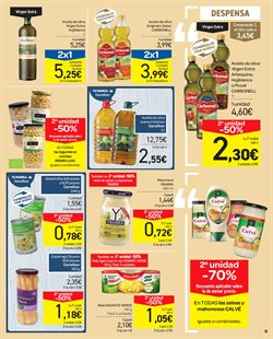 Ofertas de Aceite de oliva  en el folleto de Carrefour en Algeciras