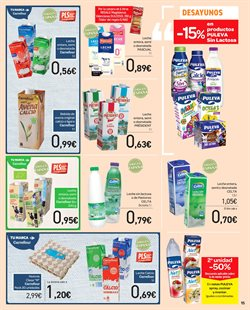 Ofertas de Lácteos  en el folleto de Carrefour en Algeciras