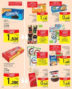 Ofertas de Galletas  en el folleto de Carrefour en Algeciras