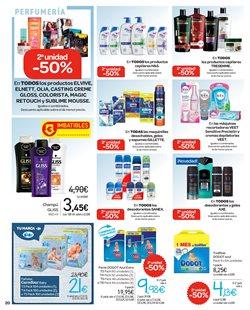 Ofertas de Gillette  en el folleto de Carrefour en Dos Hermanas