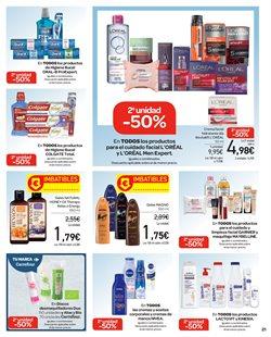 Ofertas de Cuidado personal  en el folleto de Carrefour en Dos Hermanas