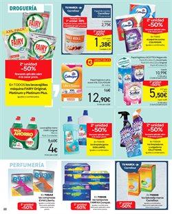 Ofertas de Fairy  en el folleto de Carrefour en Utrera