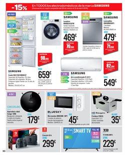 Ofertas de Electrodomésticos  en el folleto de Carrefour en Dos Hermanas