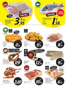 Ofertas de Queso de oveja  en el folleto de Carrefour en Santa Cruz de Tenerife