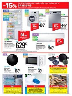 Ofertas de Aire acondicionado  en el folleto de Carrefour en Las Palmas de Gran Canaria