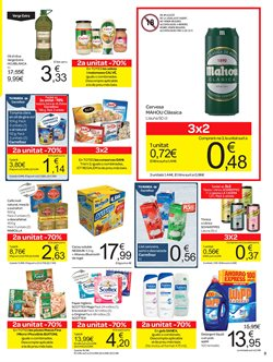 Ofertas de Detergente  en el folleto de Carrefour en Barcelona